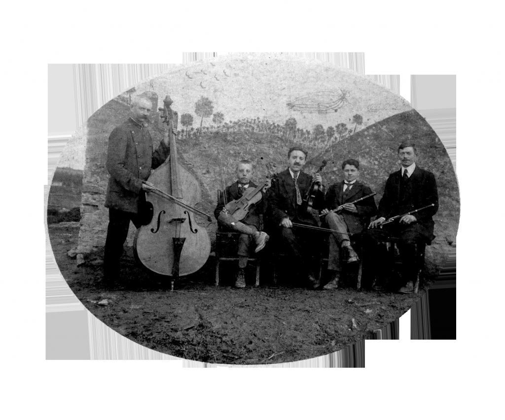 Streichorchester 1918