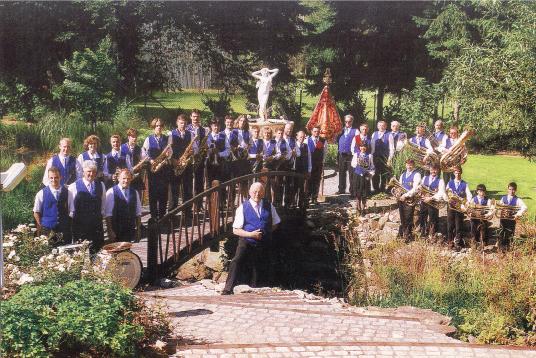 Fahnenweihe 1996